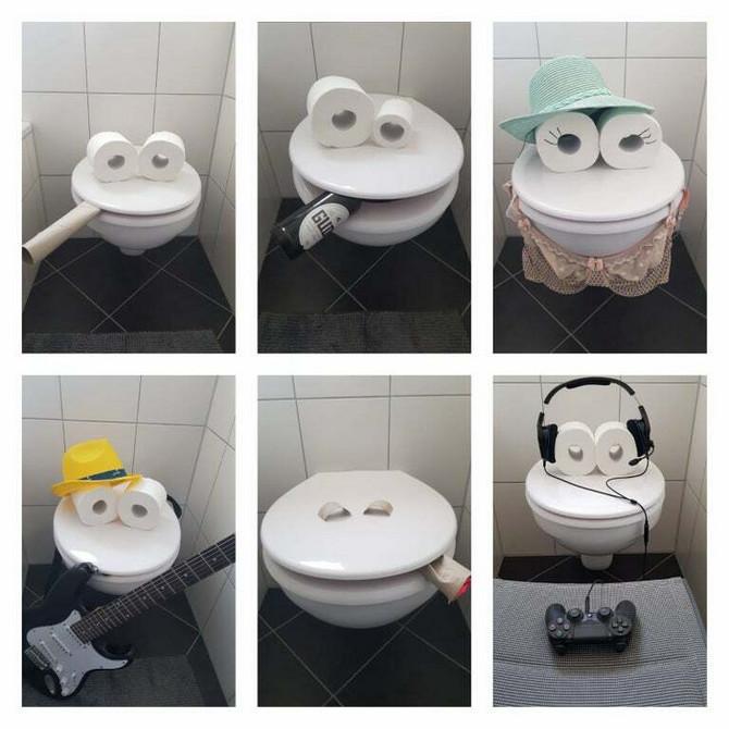 Za šta sve može da posluži toalet papir