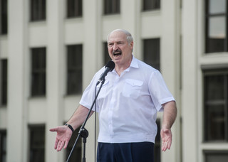 Łukaszenka traci robotników. Białoruś gwiżdże