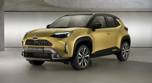 Toyota Yaris Cross – 2021 rok