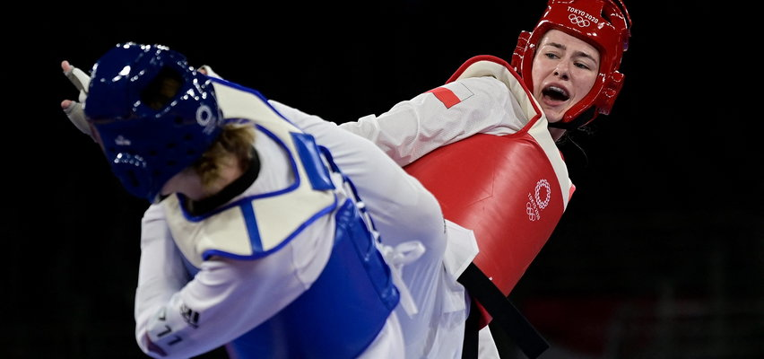Aleksandra Kowalczuk blisko medalu w Tokio. Przegrała walkę o brąz