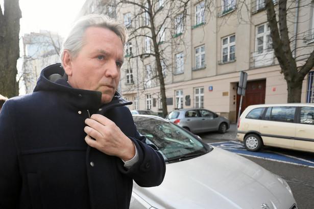 W poniedziałek Gerald Birgfellner przez ponad sześć godzin był przesłuchiwany w Prokuraturze Okręgowej w Warszawie.