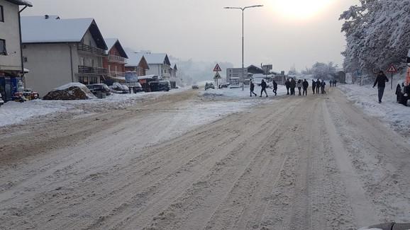 Ulice u Prijepolju