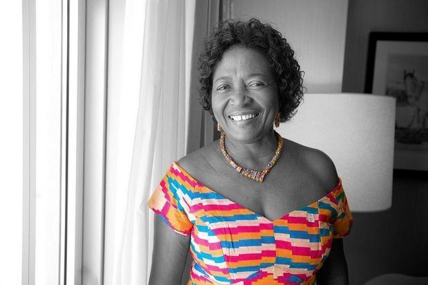 Ernestina Naadu Mills