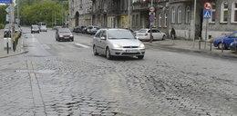 Ulica Wyszyńskiego do remontu
