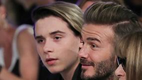 David Beckham zawstydził swojego syna