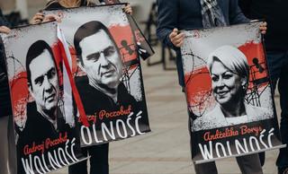 Przydacz: W uwolnienie Andżeliki Borys i Andrzeja Poczobuta powinna mocniej zaangażować się UE