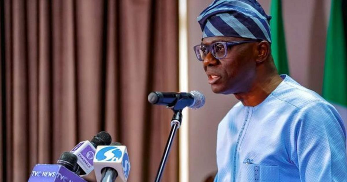 APC, PDP bicker over Sanwo-Olu's presence in Egypt - Pulse Nigeria