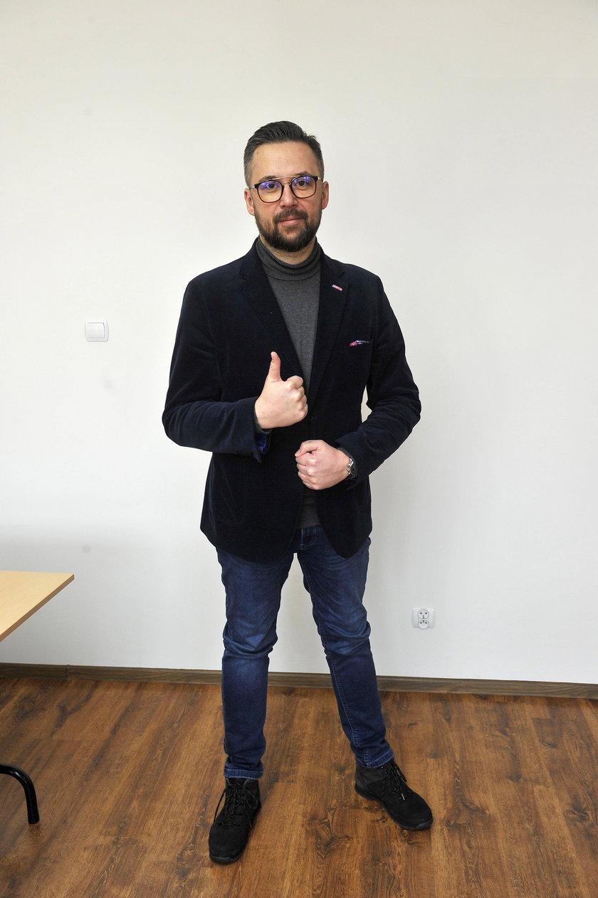 Odmieniony Marcin Kulasek