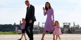 Księżna Kate była w ciąży już podczas wizyty w Polsce?