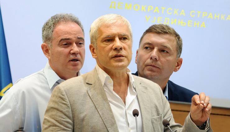 demokraska stranka ujedinjenje 3 RAS foto Milan Ilic