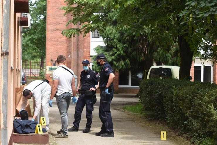 Erdevik 2289 dvostruko ubistvo Branislave Gnjidic i Miroslav Bojic  foto Nenad Mihajlovic preview