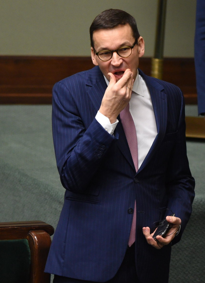Są taśmy na premiera? Mazurek żąda ujawnienia nagrań z Sowy