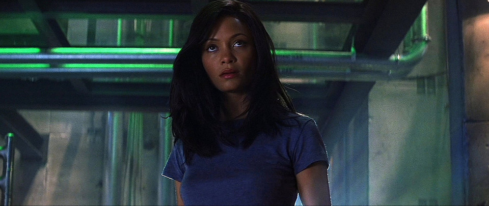 "Thandie Newton w filmie ""Mission: Impossible 2"""