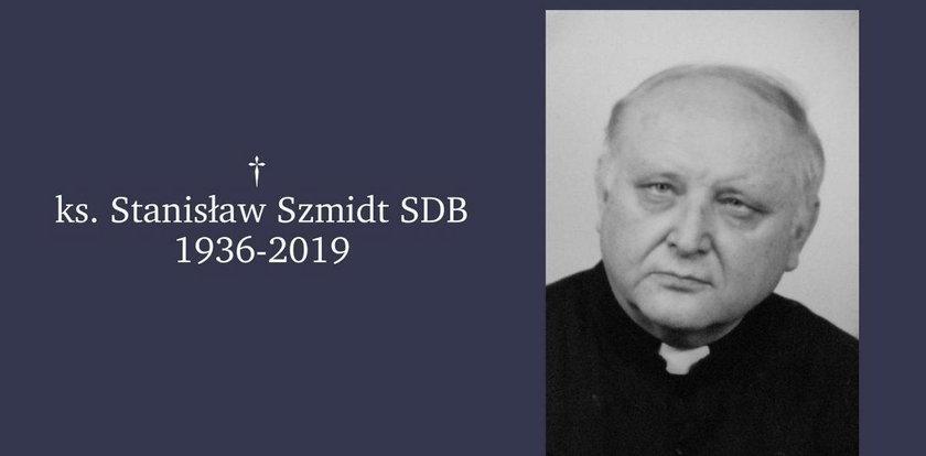 """Zmarł autor """"Barki"""". Miał 82 lata"""
