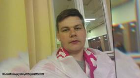 Maksym Ziółkowski kiedyś ważył 112 kg. Znalazł sposób by schudnąć