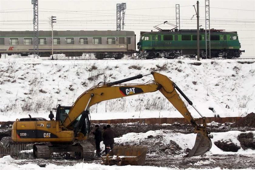 Utrudnienia na kolei