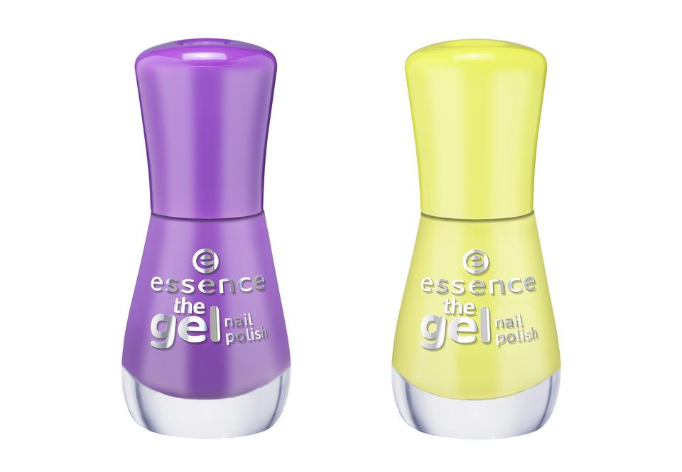 Lakier the gel essence