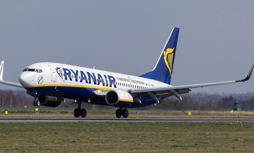 Ryanair obniży ceny