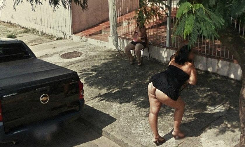 Zdjęcia z Google Street View