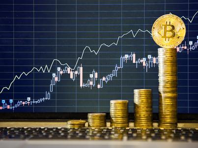 Bitcoin znowu pobił rekord cenowy - 8100 dolarów
