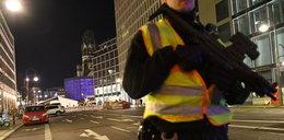 Akcja policji w Berlinie. Ewakuowano jarmark bożonarodzeniowy