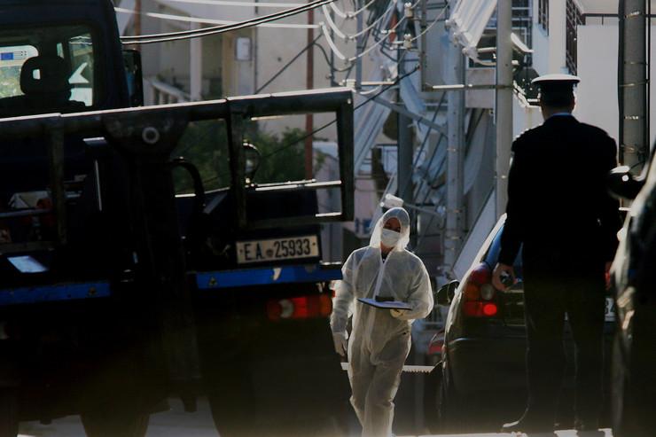 grčka eksplozivna naprava tužilac