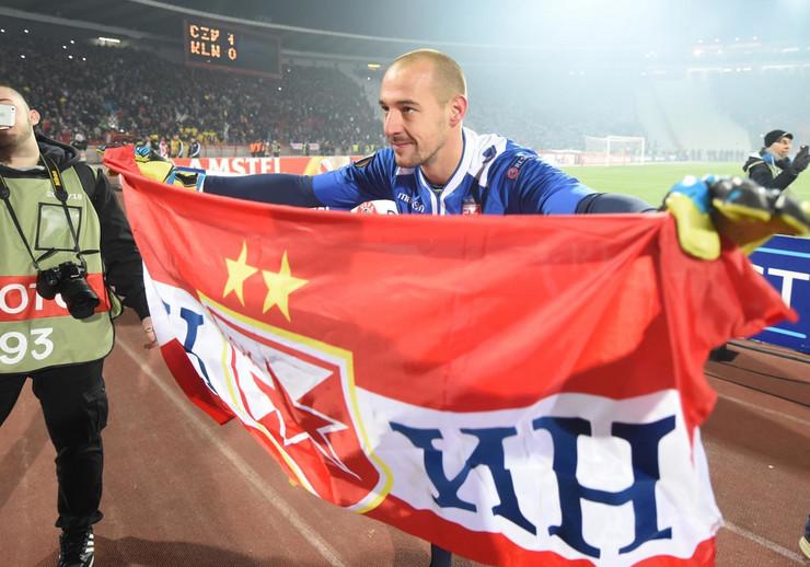 FK Crvena zvezda, Milan Borjan