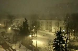 """""""DEVETI KRUG PAKLA"""" Kako izgleda snežna oluja u Moskvi kada SEVAJU MUNJE I TUKU GROMOVI (VIDEO)"""