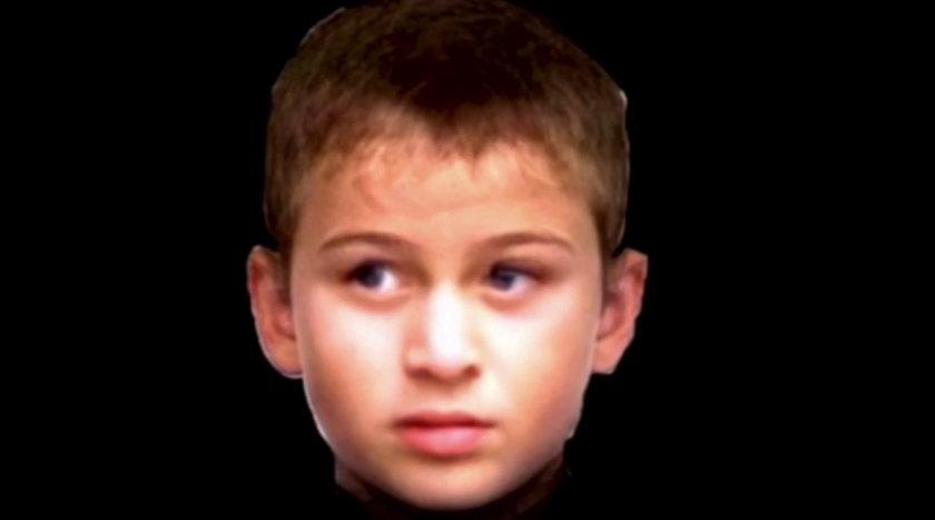 Tak książę Jerzy będzie wyglądał jako siedmiolatek