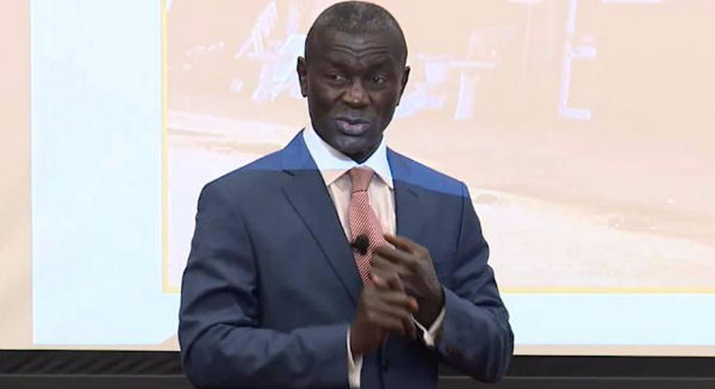 CEO of collapsed UT Bank Kofi Amoabeng arrested