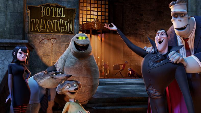 Potwory znów odwiedzą Hotel Transylwania