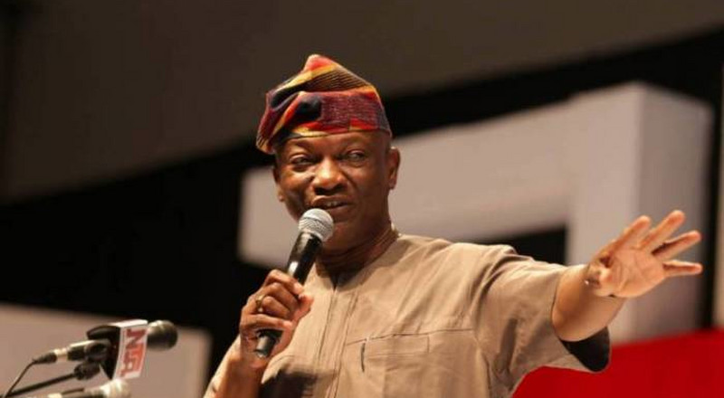 Agbaje faults appointment of new Lagos HOS