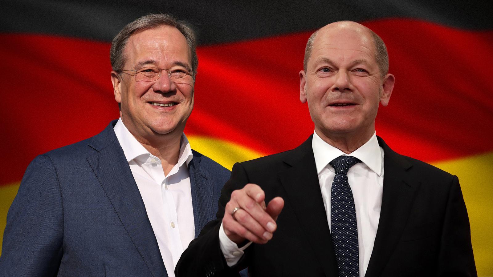 Klęska chadeków, sukces socjaldemokratów. Kto zastąpi Angelę Merkel?