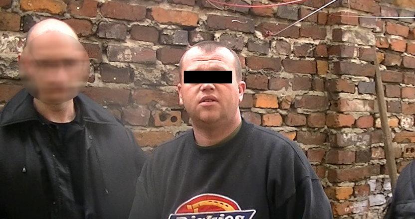 Kanibal z Chocianowa opowiada o swojej zbrodni. Mózg ofiary spakował na wynos. FILM i TEKST OD 18 LAT