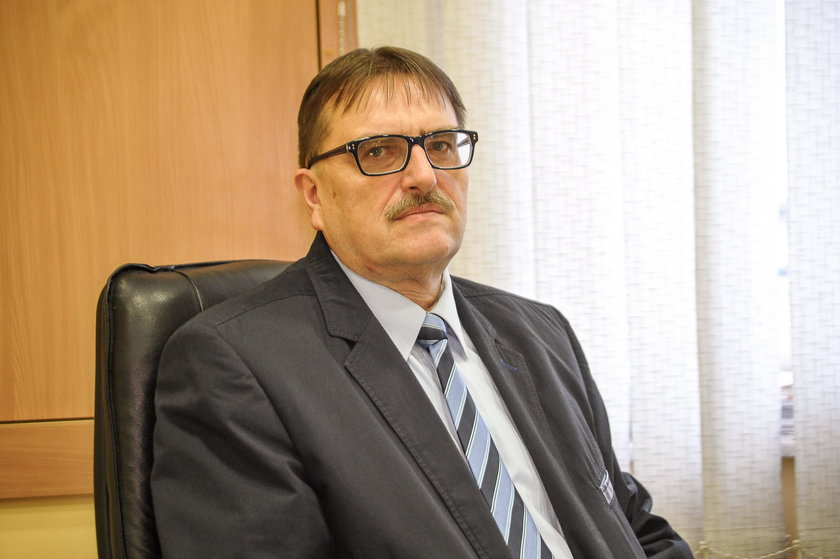 Prokurator Jacek Tętnowski