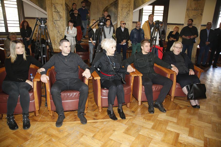 Komemoracija Branislavu Petruševiću Petrućiju
