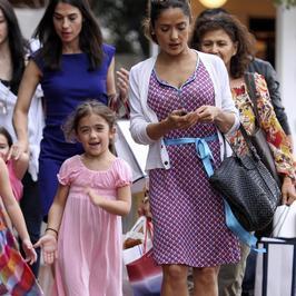 Czy córka Salmy Hayek jest podobna do znanej mamy?