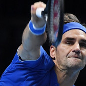 """""""NADAM SE DA NEĆE IGRATI BAŠ TAKO"""" Federer se u ovo uzda pred ključni meč na završnom mastersu"""