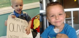 Siedmioletni Olivier walczy o normalne życie. Rodzice proszą o pieniądze na leczenie