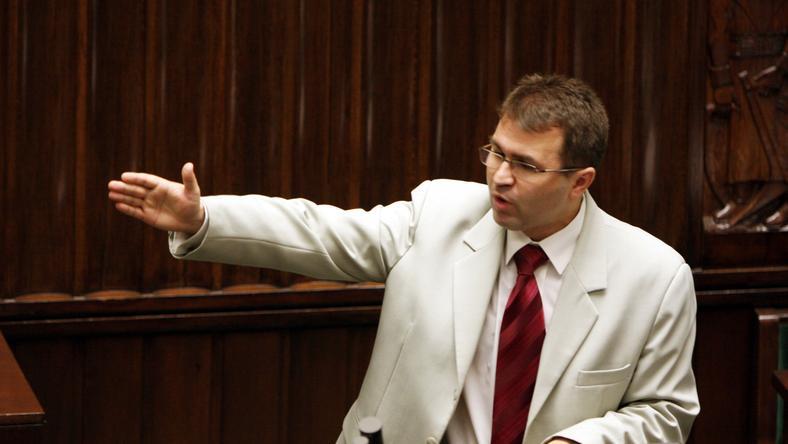 Zbigniew Girzyński, fot. Tomasz Gzell/PAP