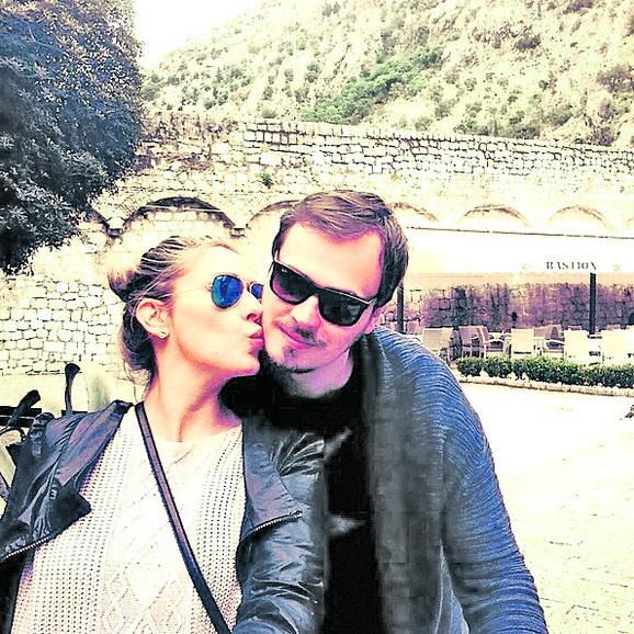 Kristina Radenković i Nikola Radojević