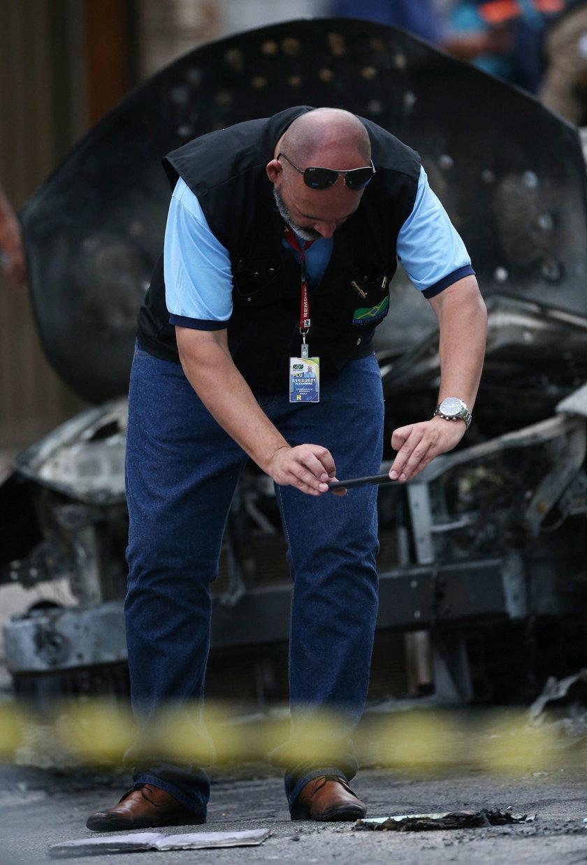 Samolot spadł na ludzi. Trzy osoby nie żyją