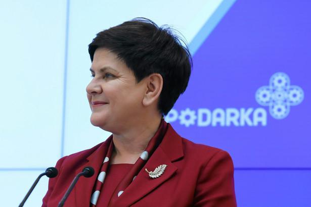 Rzecznik rządu podkreślił, że wizyta premier Beaty Szydło odbywa się na zaproszenie premiera Danii Larsa Rasmussena.