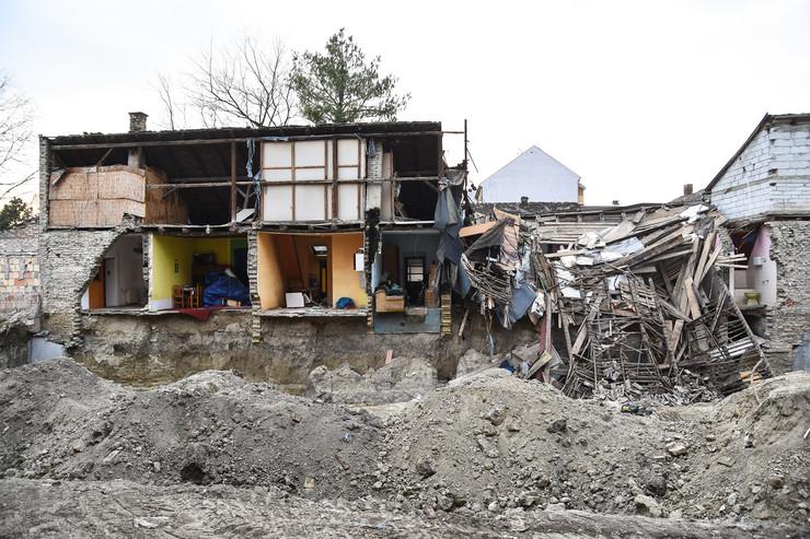 Novi Sad75 poruseni stanovi Dositejeva ulica foto Nenad Mihajlovic