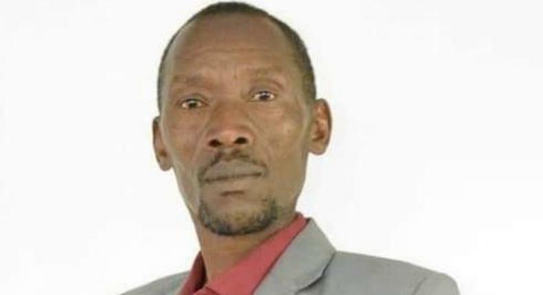 Rurii Ward MCA John Mburu Githinji 'Wamaria'.
