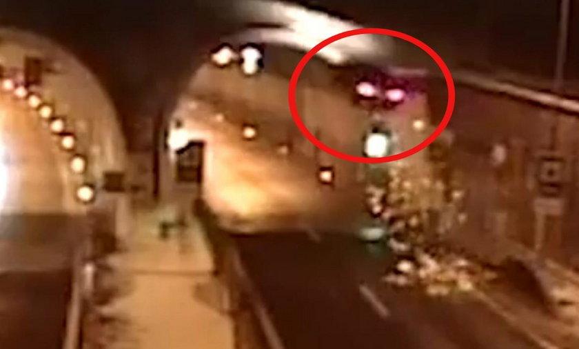 BMW wzbiło się w powietrze, to co stało się później mrozi krew w żyłach