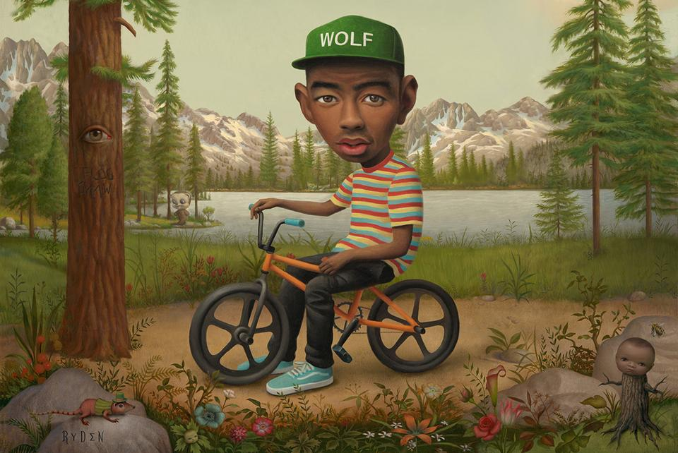 "Mark Ryden dla Tyler, The Creator. Album ""Wolf"""