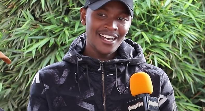 Kikuyu musician Samidoh