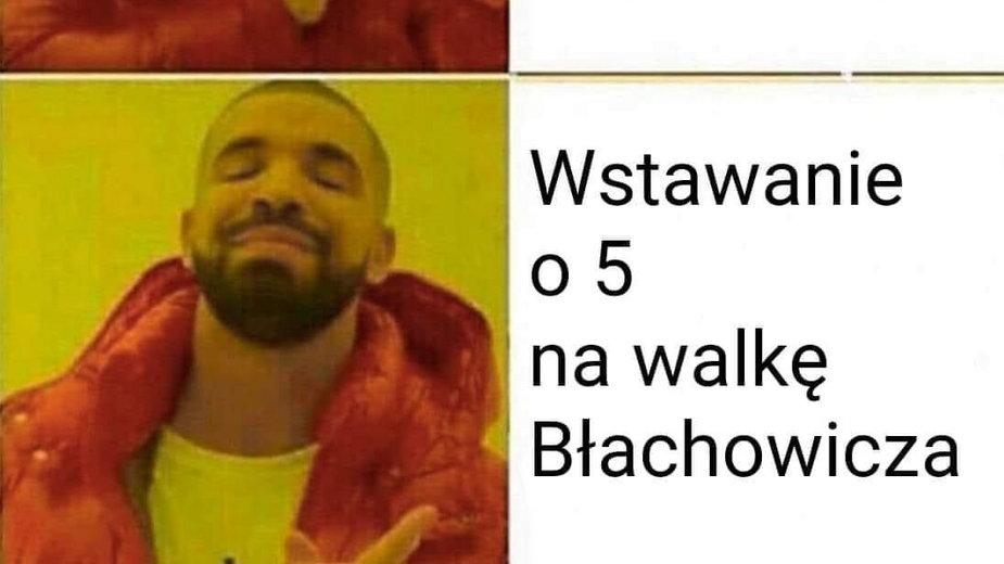 Jan Błachowicz mistrzem UFC! Memy po triumfie Polaka