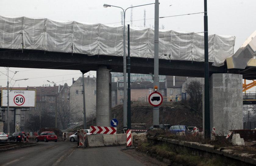 Budowa Nowej Wałowej